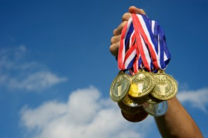 Achieve success of Olympic proportions