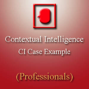 Contextual Intelligence (CI) - Case Example